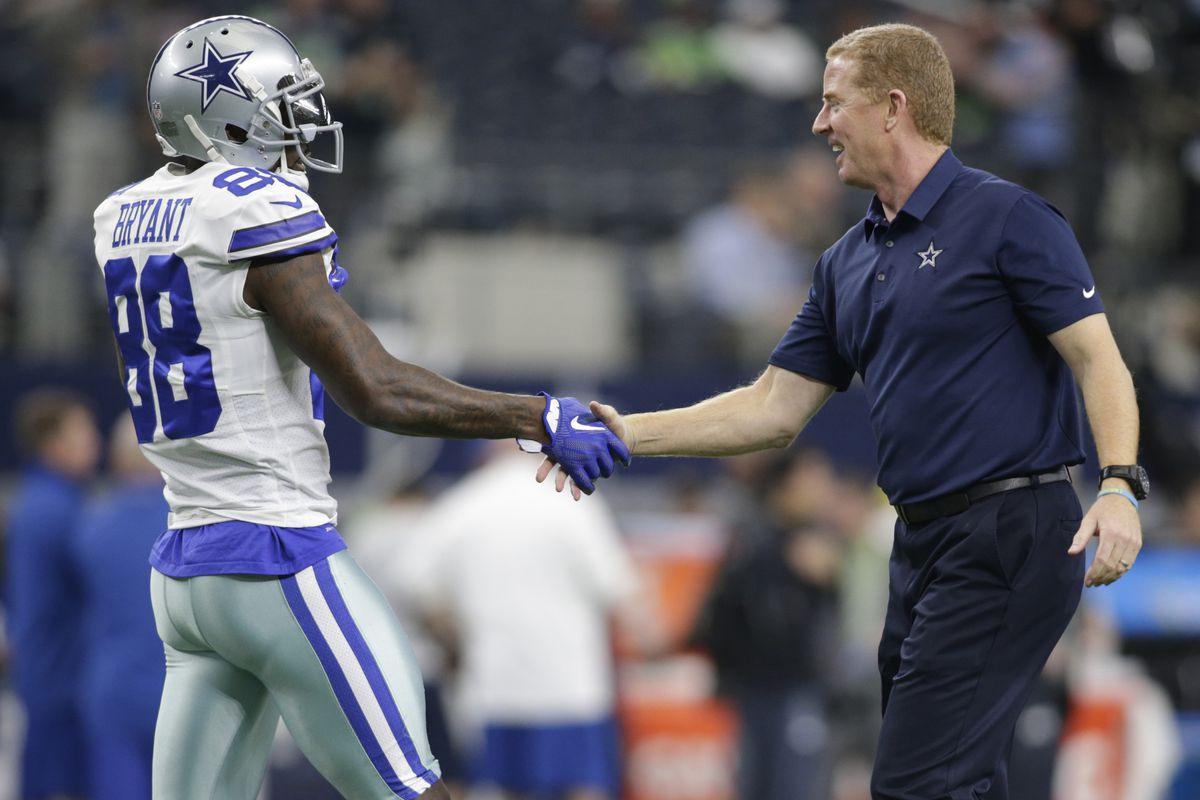 Cowboys News Jason Garrett And Staff To Visit Alabama S Pro