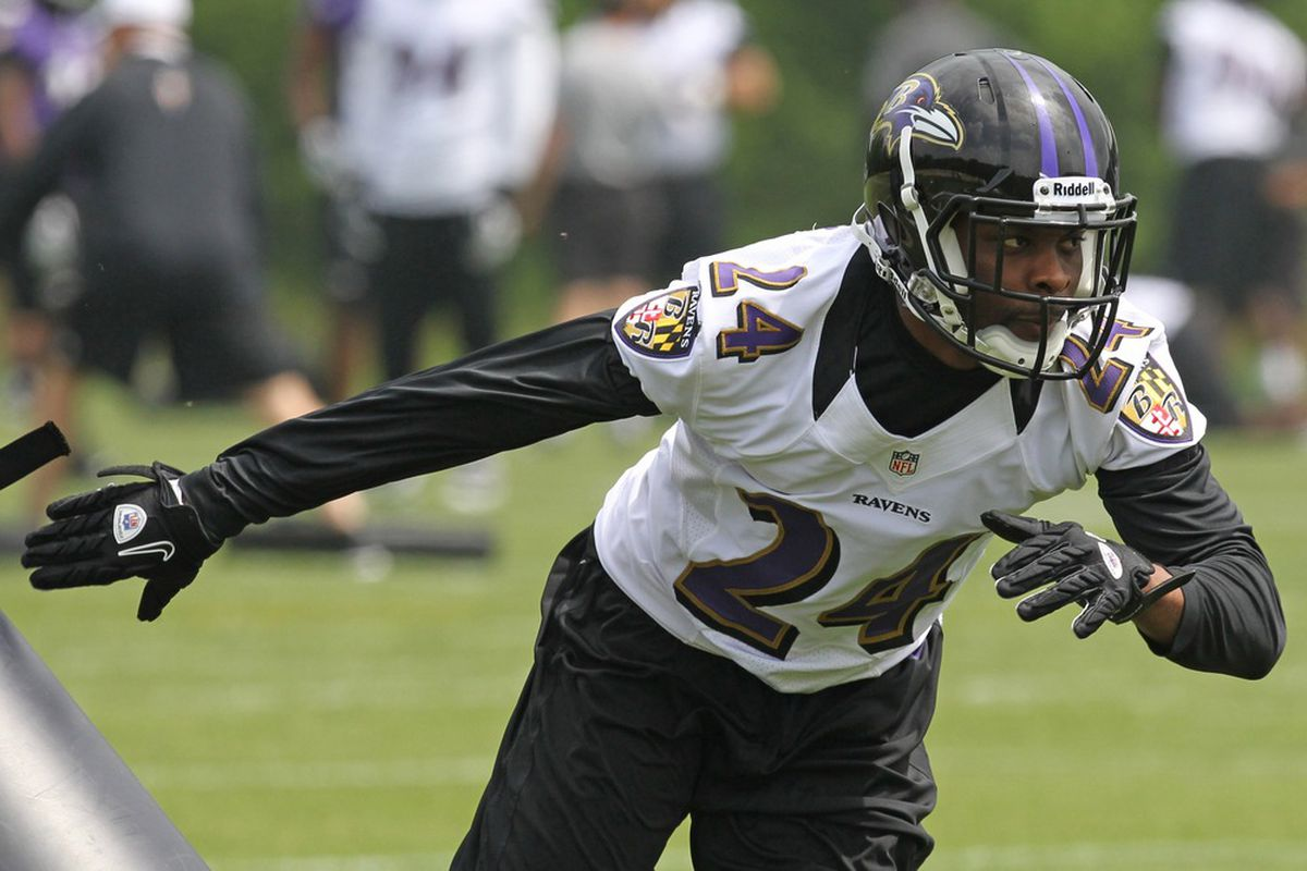 Corey Graham appears to be the favorite for the No. 2 cornerback spot.