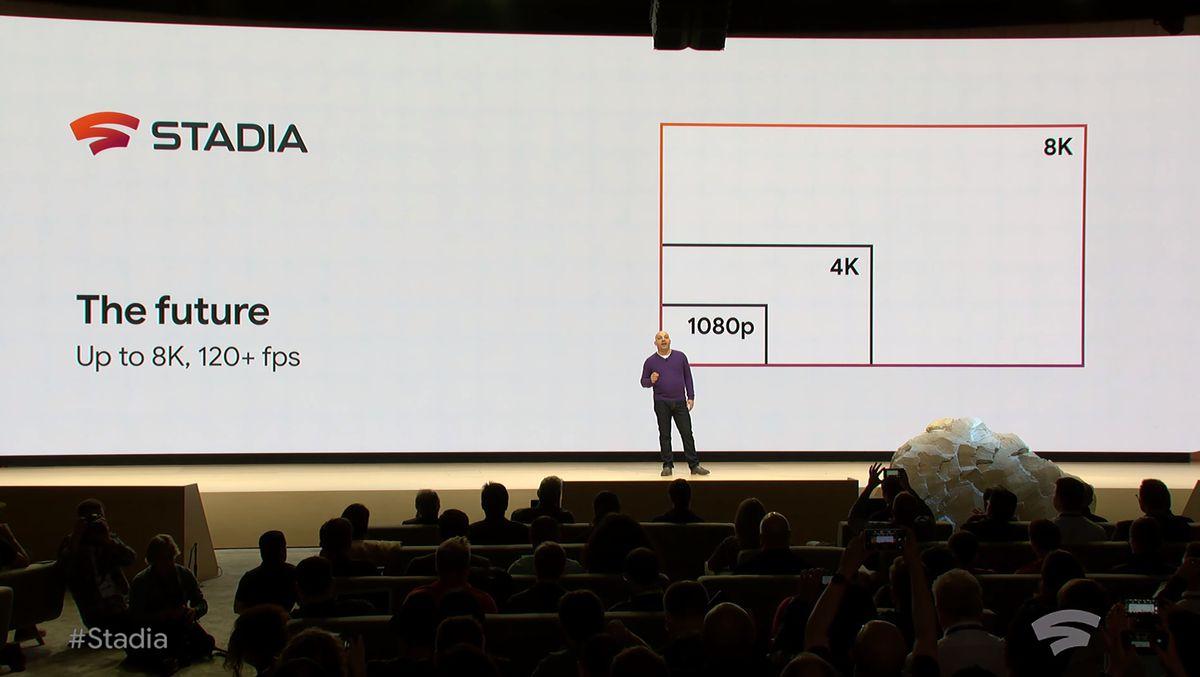 Google Stadia specs: custom AMD chip, 10 7 teraflops beats