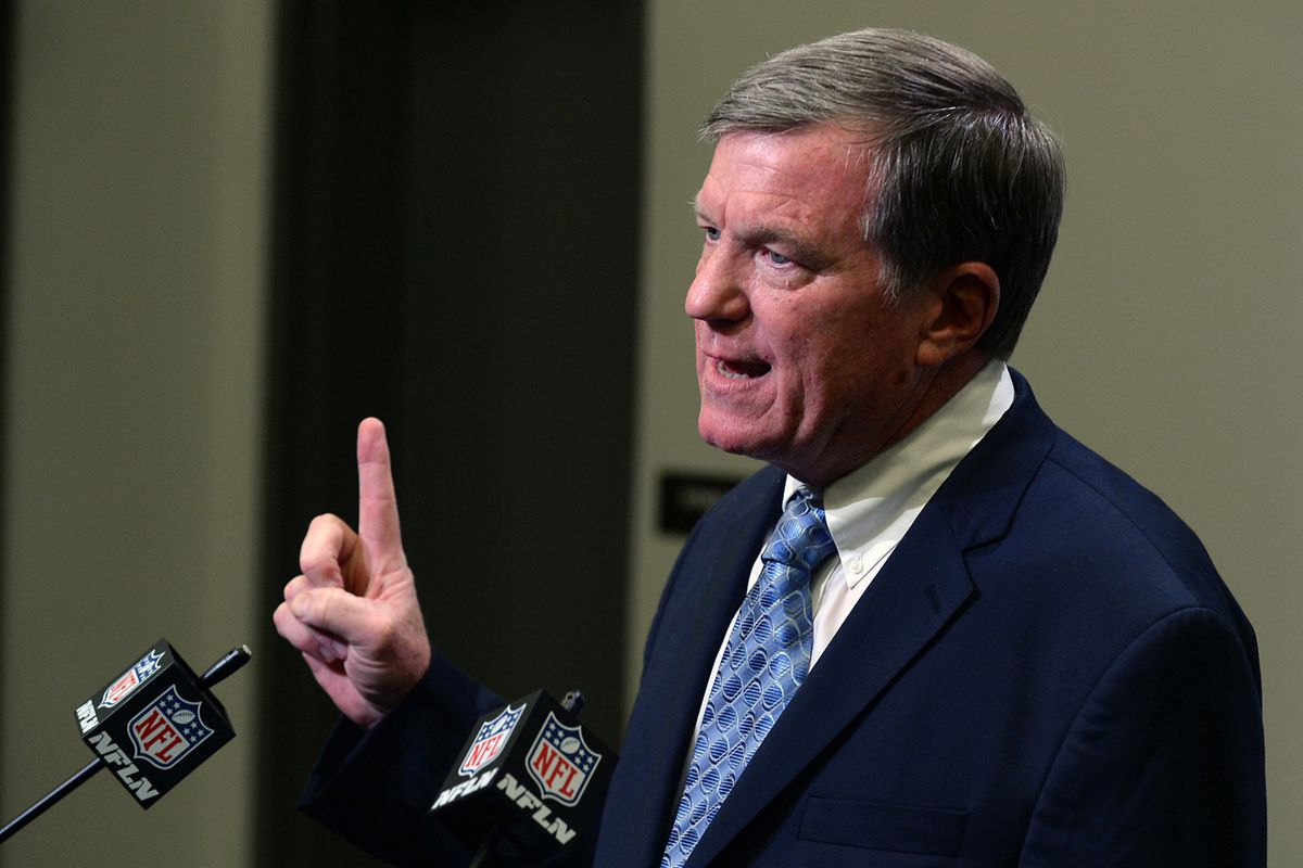 Panthers place interim GM Hurney on leave amid harassment claims