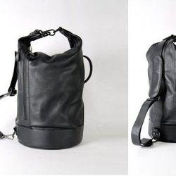 """<b>Atelier Marchal</b> Side Handel Bag in Black, <a href=""""http://www.oaknyc.com/atelier-marchal-side-handle-bag-black.html"""">$810</a> at Oak"""