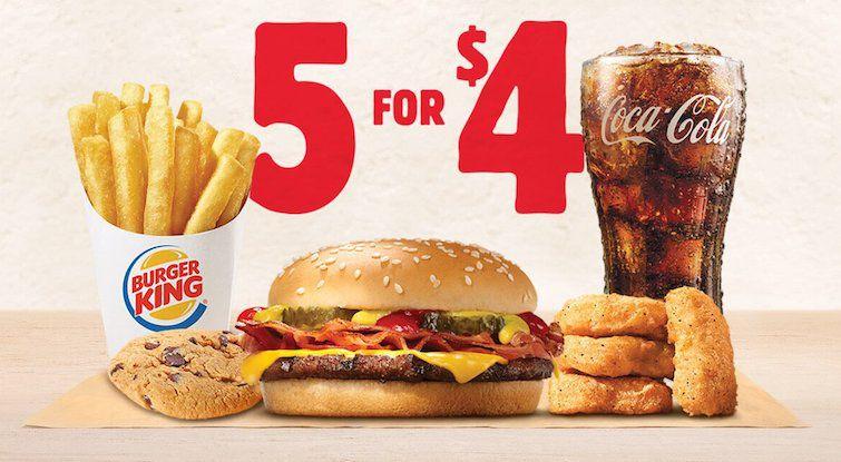 Official Website/Burger King
