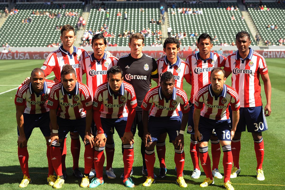 Ocegueda won't be entering Chivas USA's lineup anytime soon.