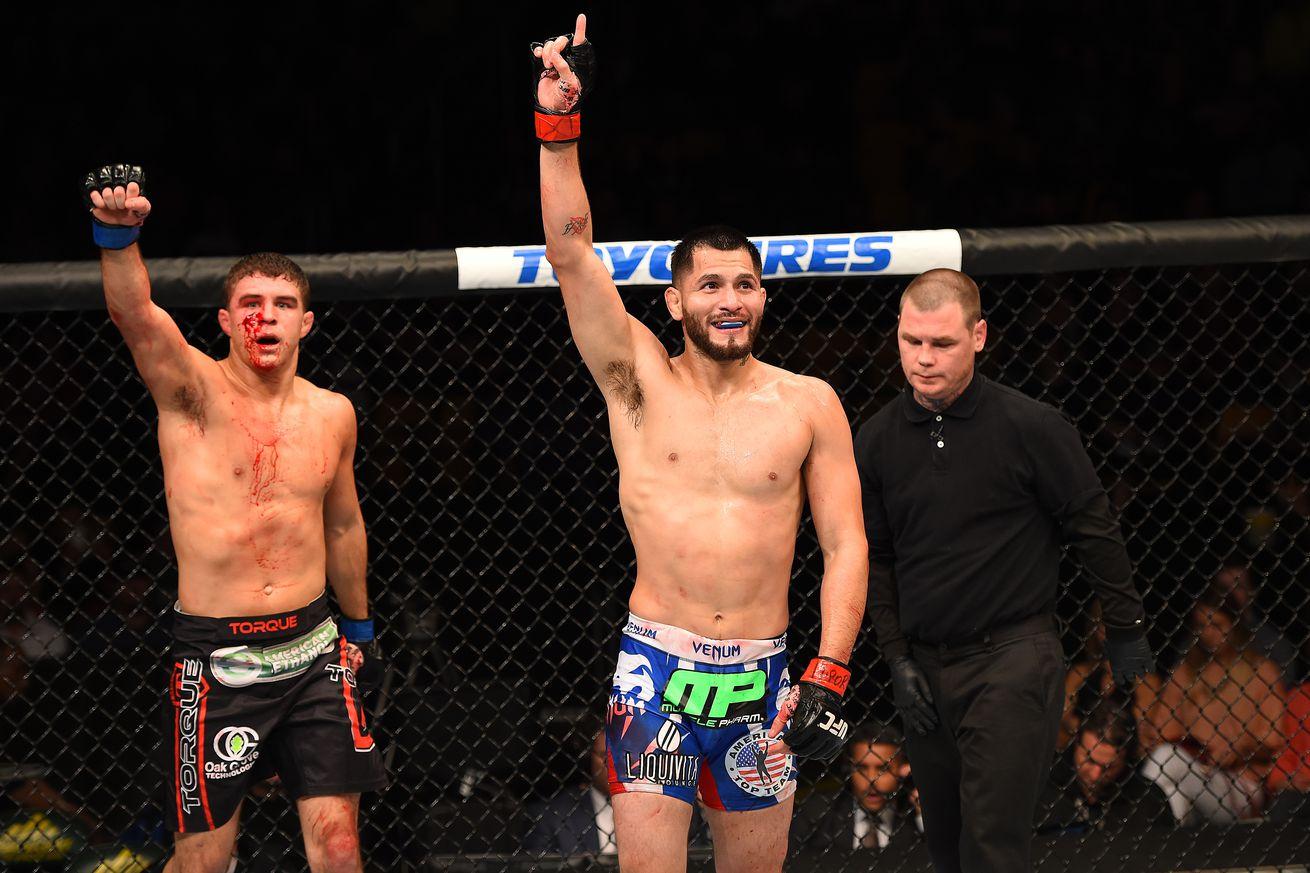 UFC Fight Night: Masvidal v Iaquinta
