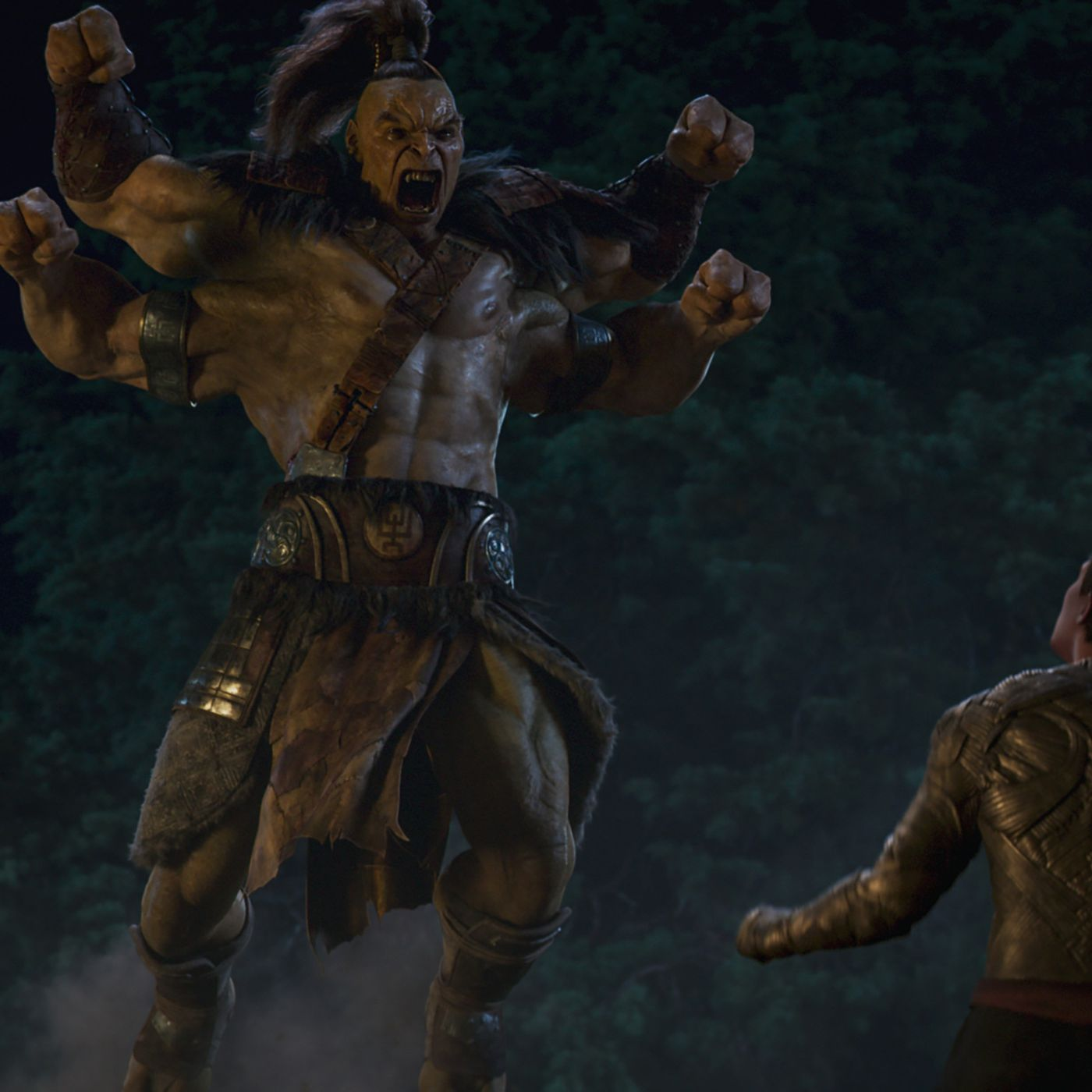 Mortal Kombat' review: Brutal fights look almost as painful as the dialogue  - Chicago Sun-Times