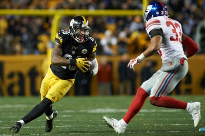 NFL: DEC 04 Giants at Steelers