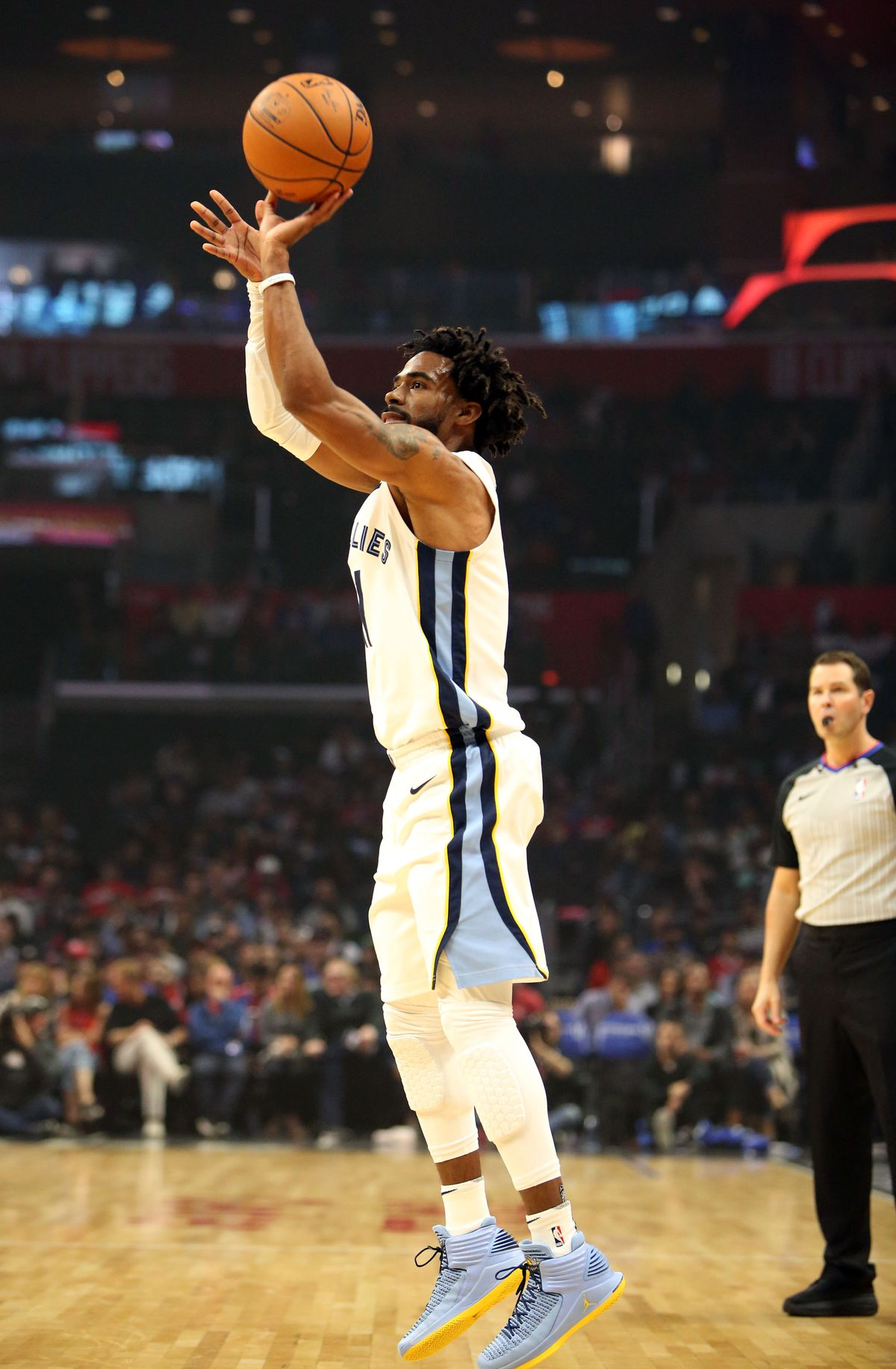 NBA: Memphis Grizzlies at Los Angeles Clippers