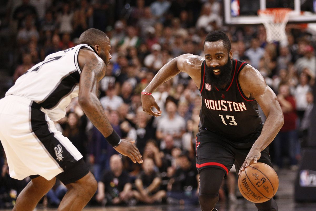 Houston Rockets vs. San Antonio Spurs game 6 preview - The Dream Shake