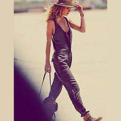 """<strong>Free People</strong> Roaring Rayon Jumpsuit, <a href=""""http://www.freepeople.com/roaring-rayon-jumpsuit"""">$148</a>"""
