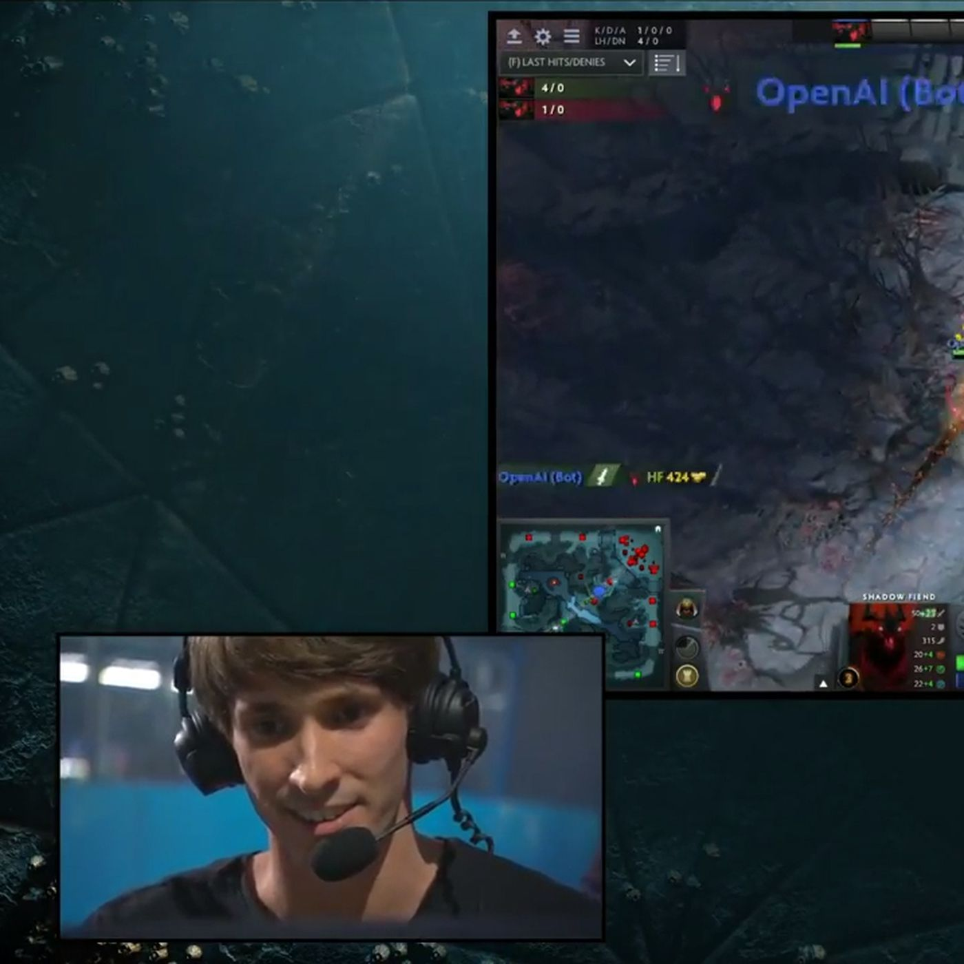 The World S Best Dota 2 Players Just Got Destroyed By A Killer Ai