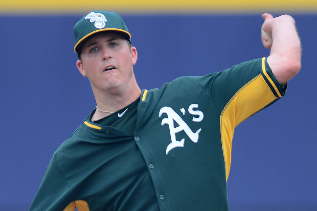 Kris Bryant will be held back so the Cubs can hang onto him for an extra year. Might the A's do the same with Drew Pomeranz?