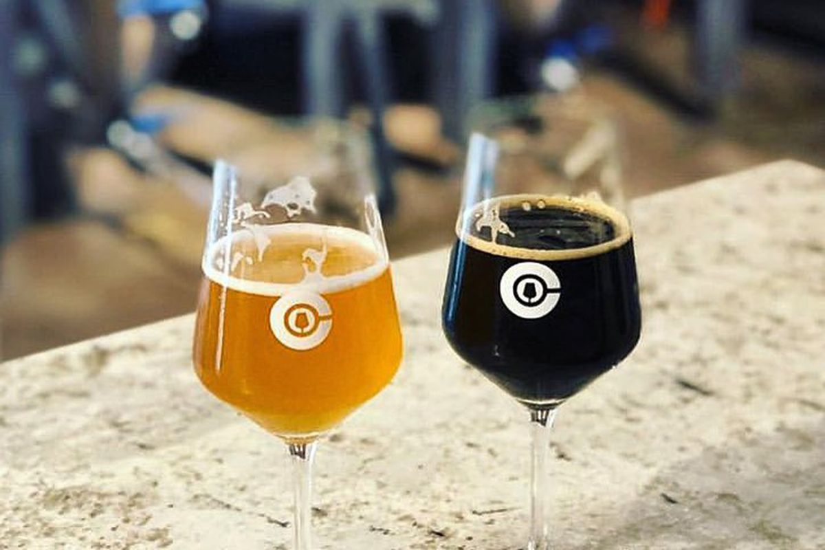 Contrast Artisan Ales in Chamblee