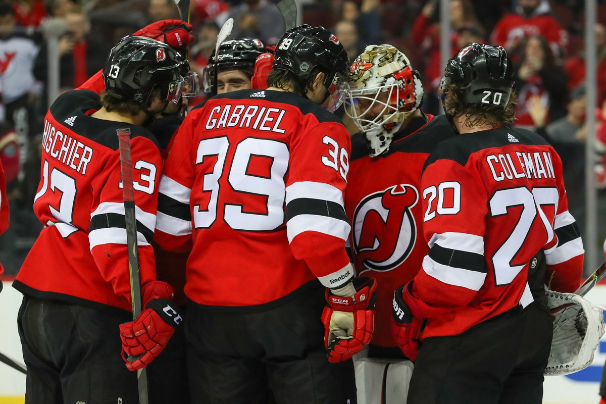 37f4f1957f4 Playing Spoiler  New Jersey Devils Defeat Carolina Hurricanes 3-2 - All  About The Jersey