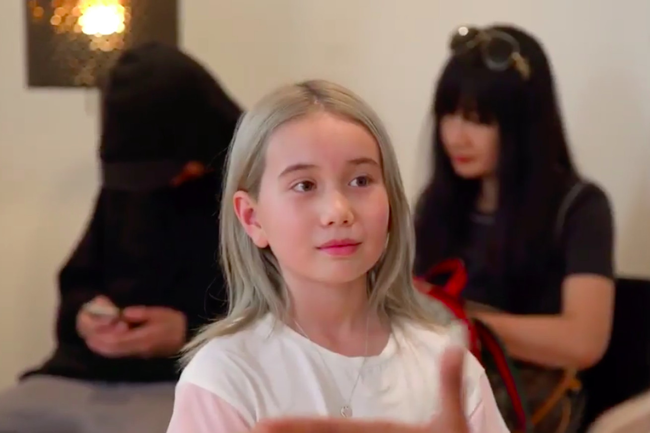 lil tay returns despite troubles with a docuseries