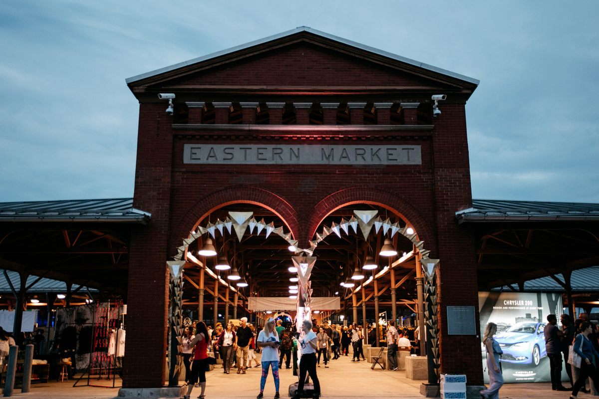 Eastern Market After Dark A Photo Tour Curbed Detroit
