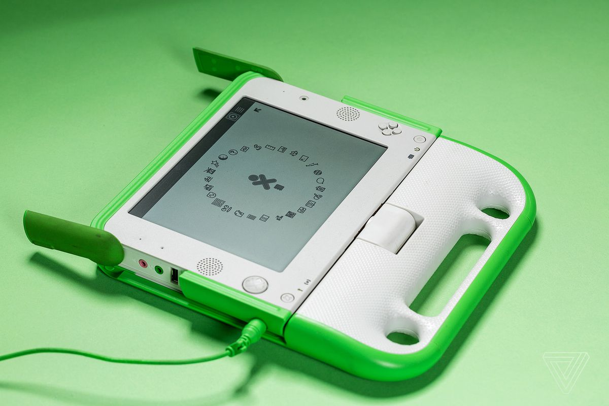 OLPC's $100 laptop was going to change the world — then it