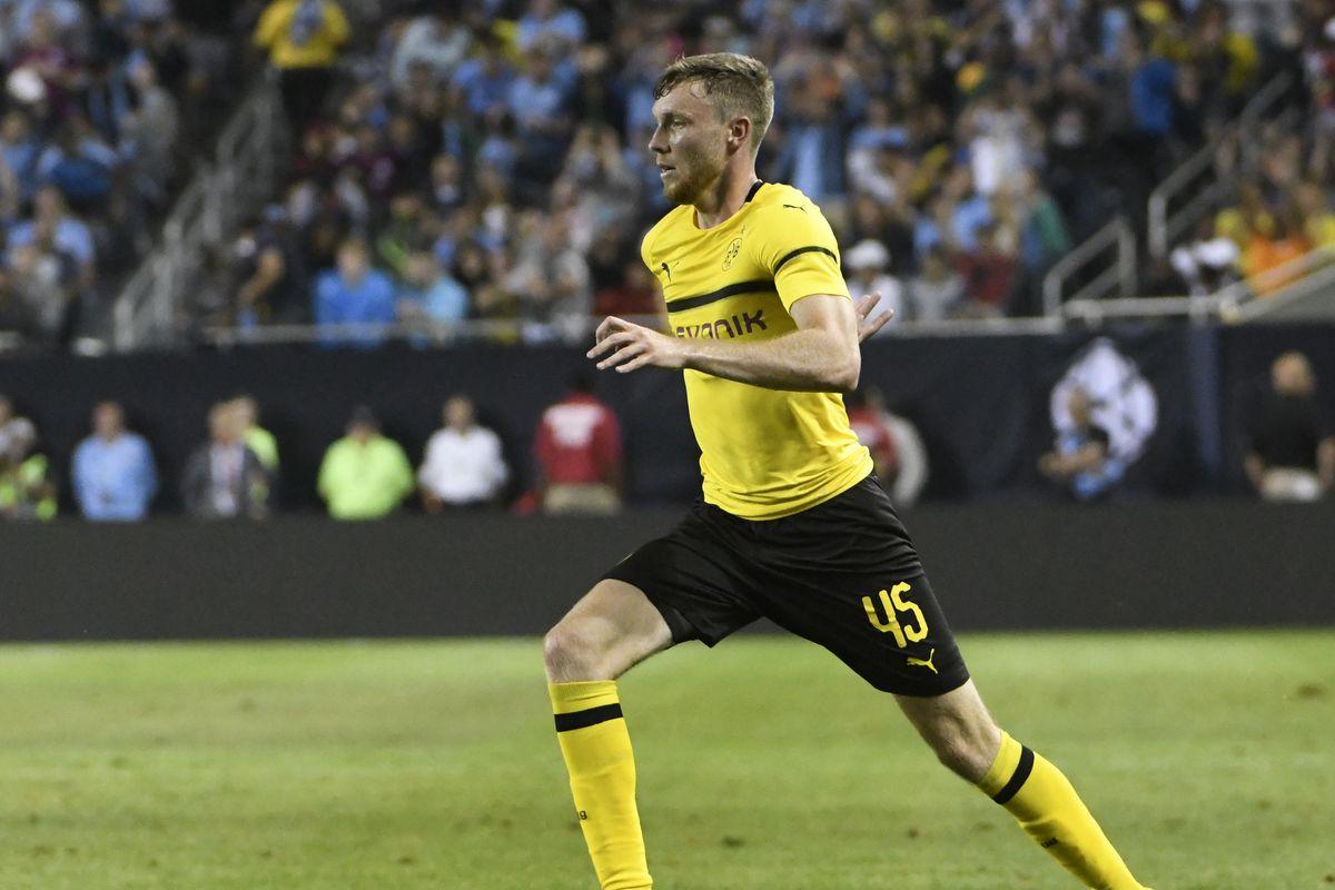 Manchester City v Borussia Dortmund - International Champions Cup 2018
