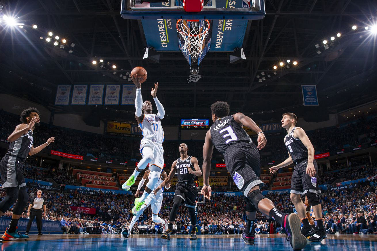 Kings vs. Thunder Preview: Playoff Talk?!