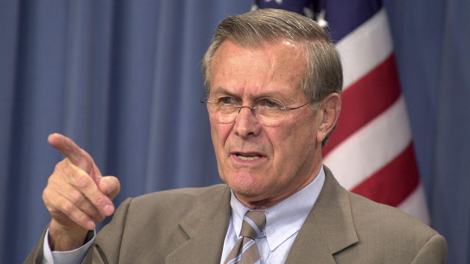 Dick cheney rumsfeld, smoking fucking in latex prono