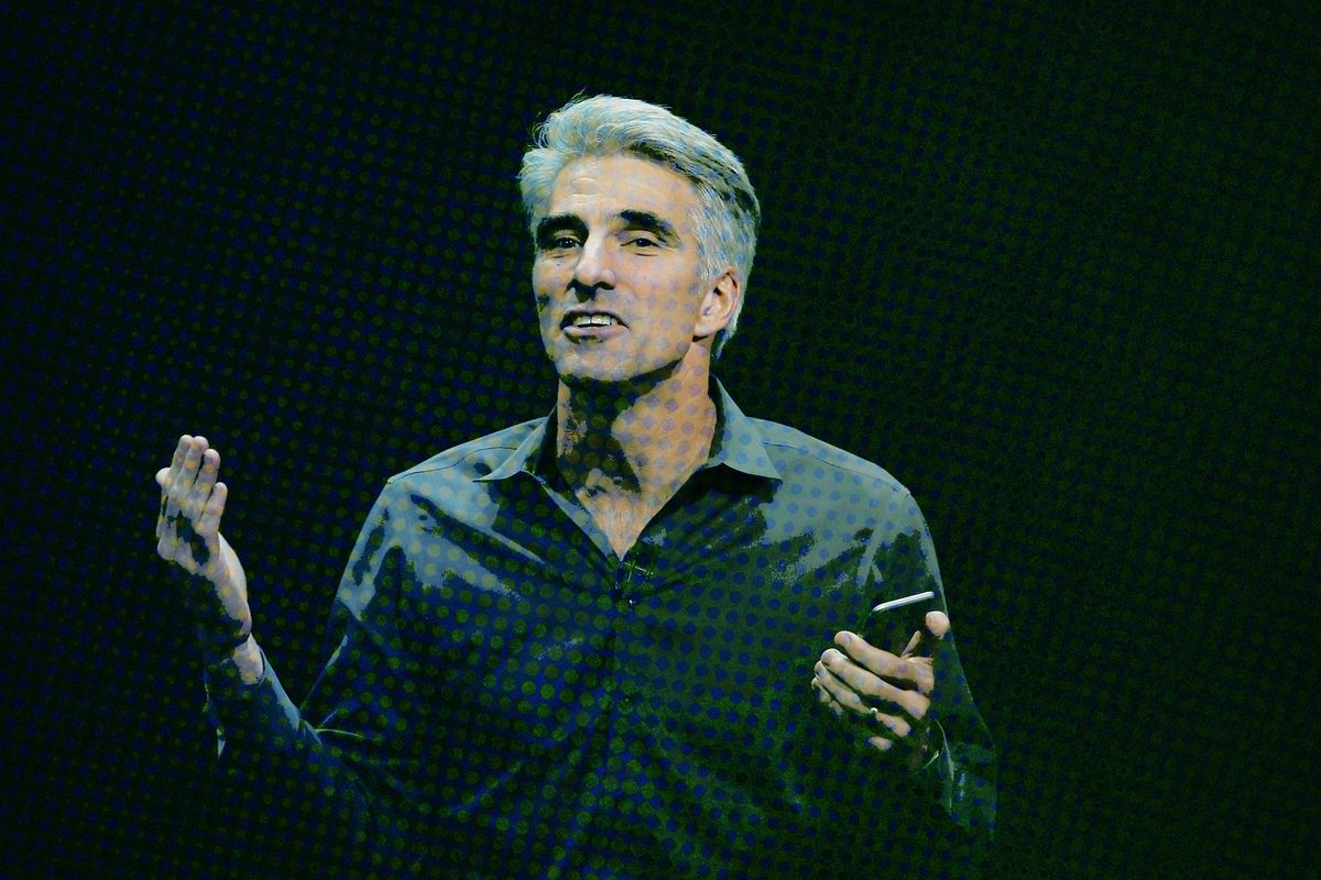 Apple S Craig Federighi Is Perfect The Ringer