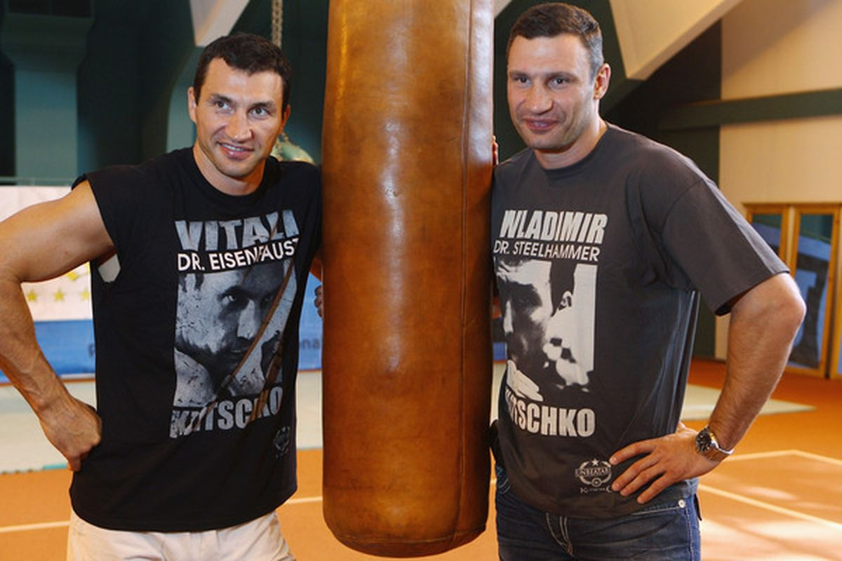Wladimir Klitschko Apparently Much More Attractive Than