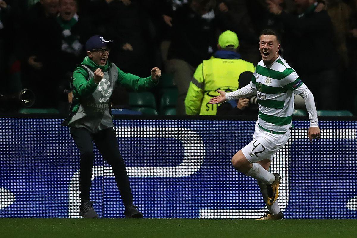 Celtic FC v Bayern Muenchen - UEFA Champions League