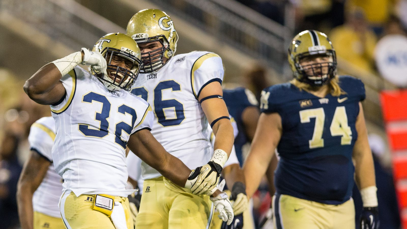 Georgia Tech Football: 2015 Pre-Spring Practice Depth Chart - Defense & Special Teams - From The ...