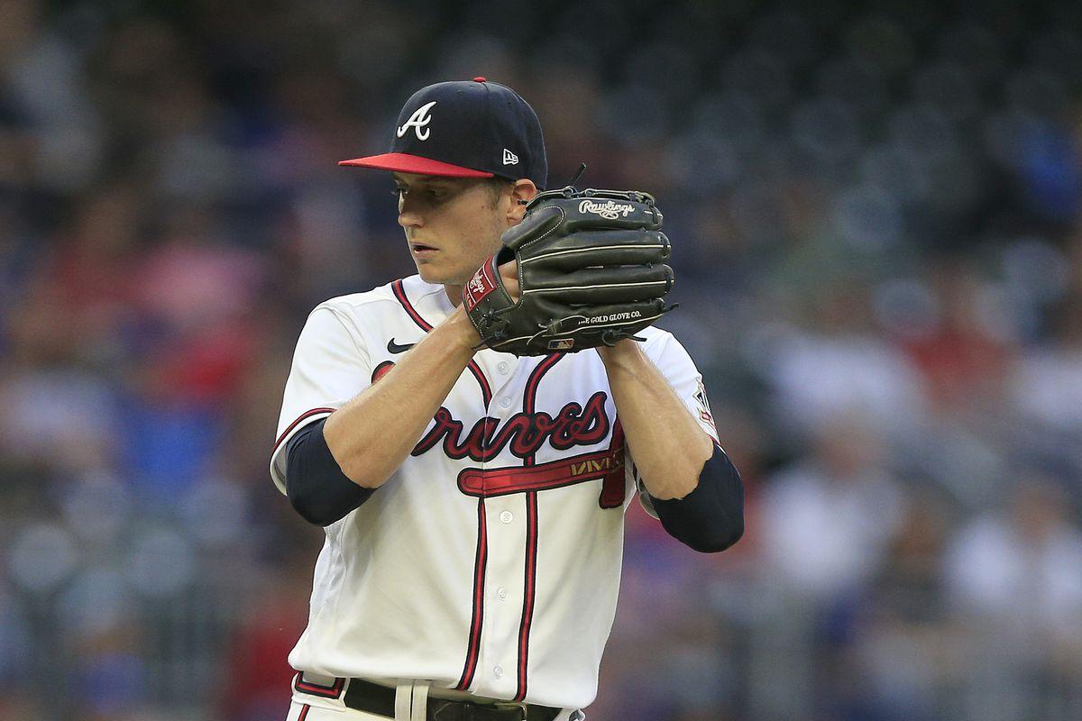 MLB: MAY 18 Mets at Braves