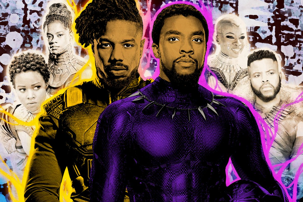 The Black Panther Exit Survey The Ringer