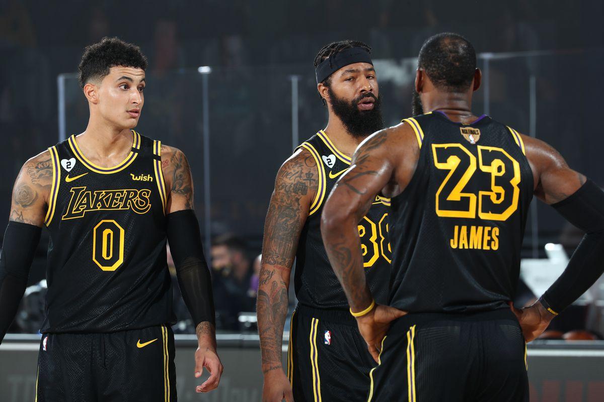 2020 NBA Finals - Miami Heat v Los Angeles Lakers