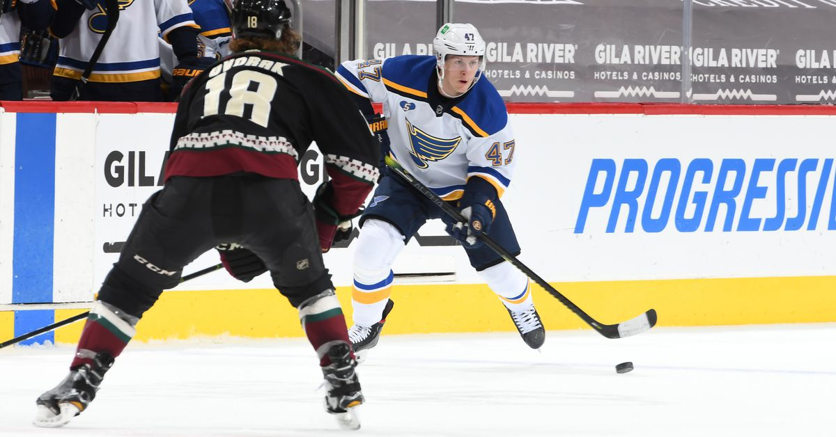 Coyotes Game 3 Preview: Coyotes host Blues for home opener