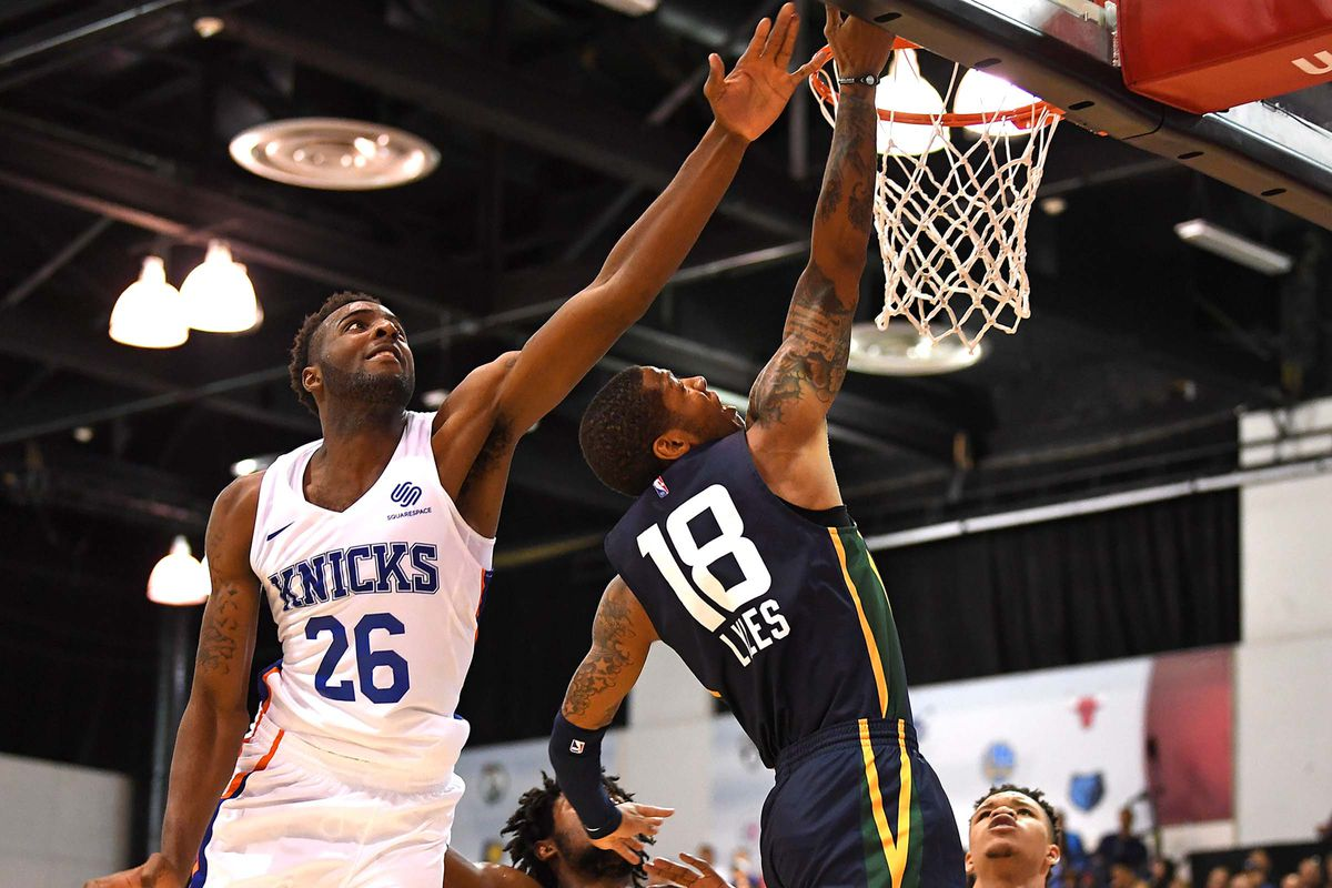 52f6603c2 NBA Rumors  The Lakers were hoping Mitchell Robinson fell to them in the  second round - Silver Screen and Roll