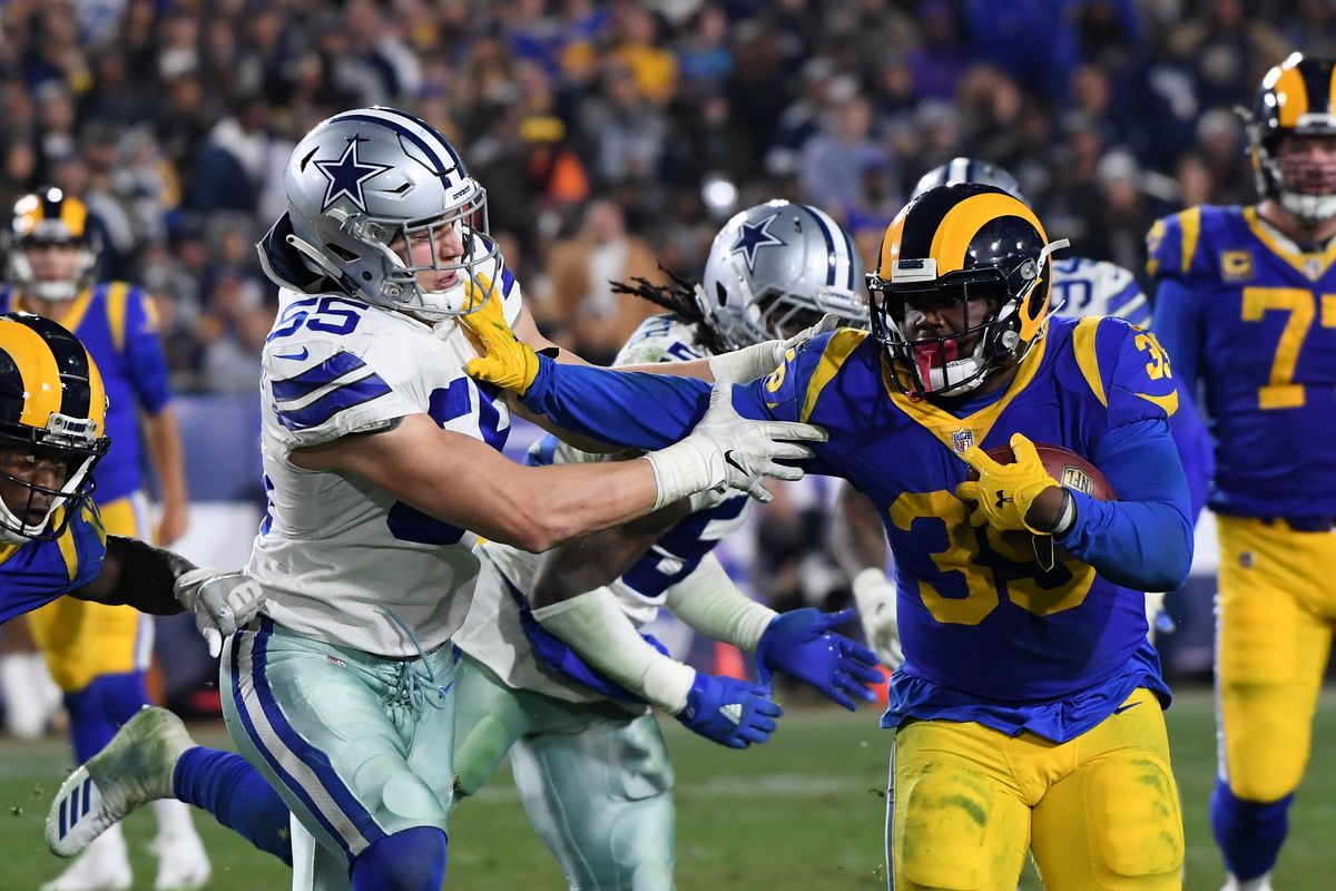 970bdfdd Cowboys vs. Rams: 10 thoughts including being run over by C.J. ...