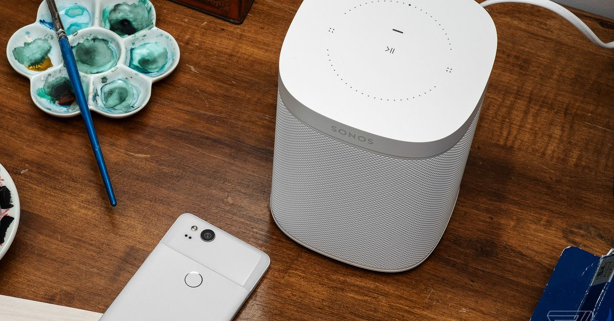 Techmeme: Sonos rolling out Google Assistant for Sonos One and Beam