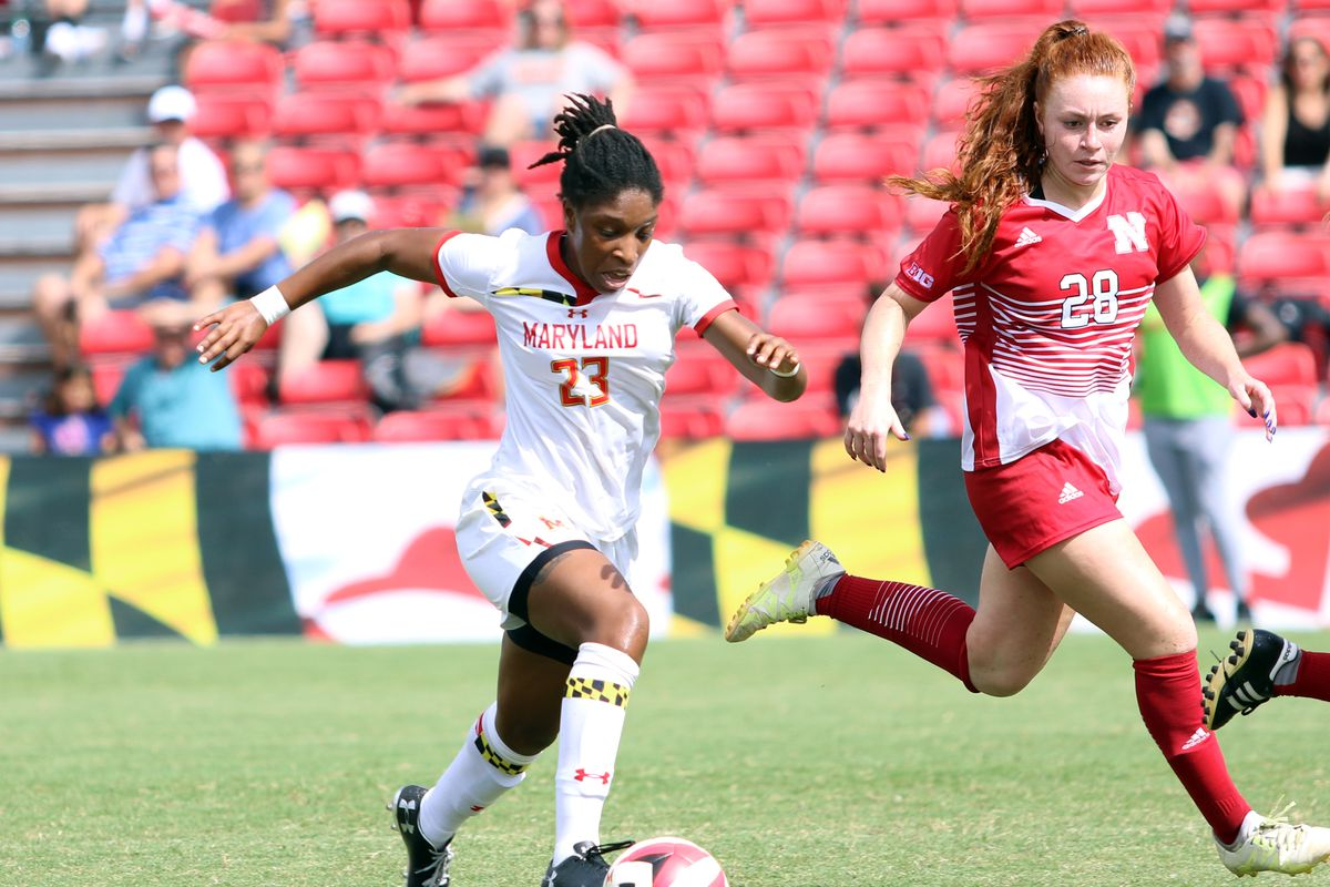 5ad2333b42dc Maryland women s soccer s offense finding its stride early in Big ...