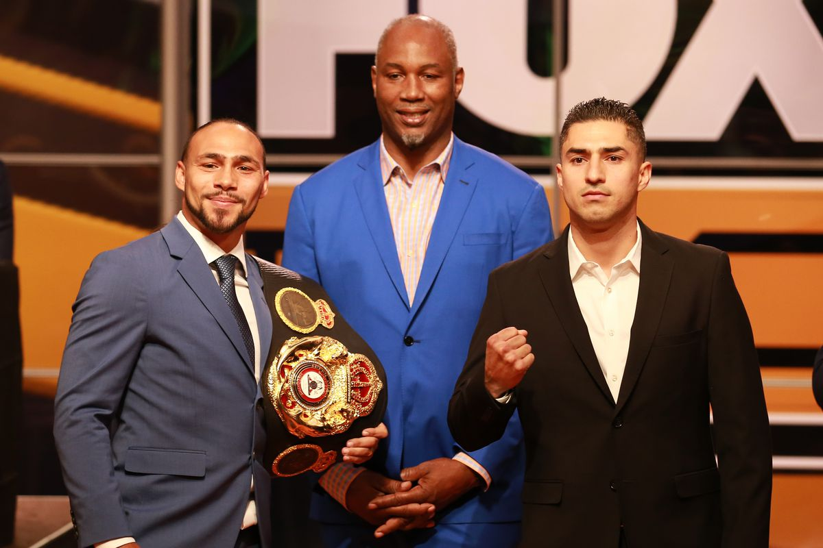 FOX Sports and Premier Boxing Champions Press Conference Experience