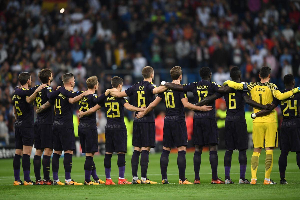 Real Madrid v Tottenham Hotspur - UEFA Champions League