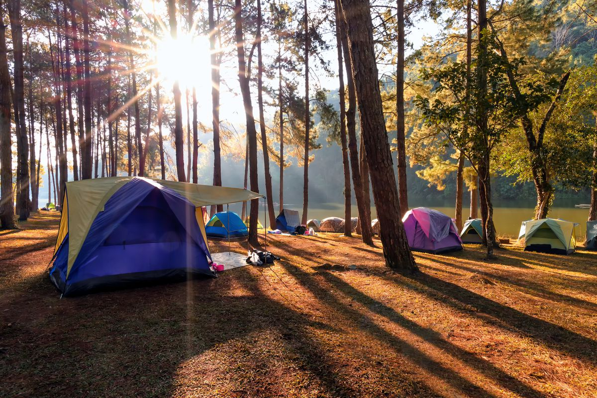 Rent outdoor gear while you're camping with Reserve ...