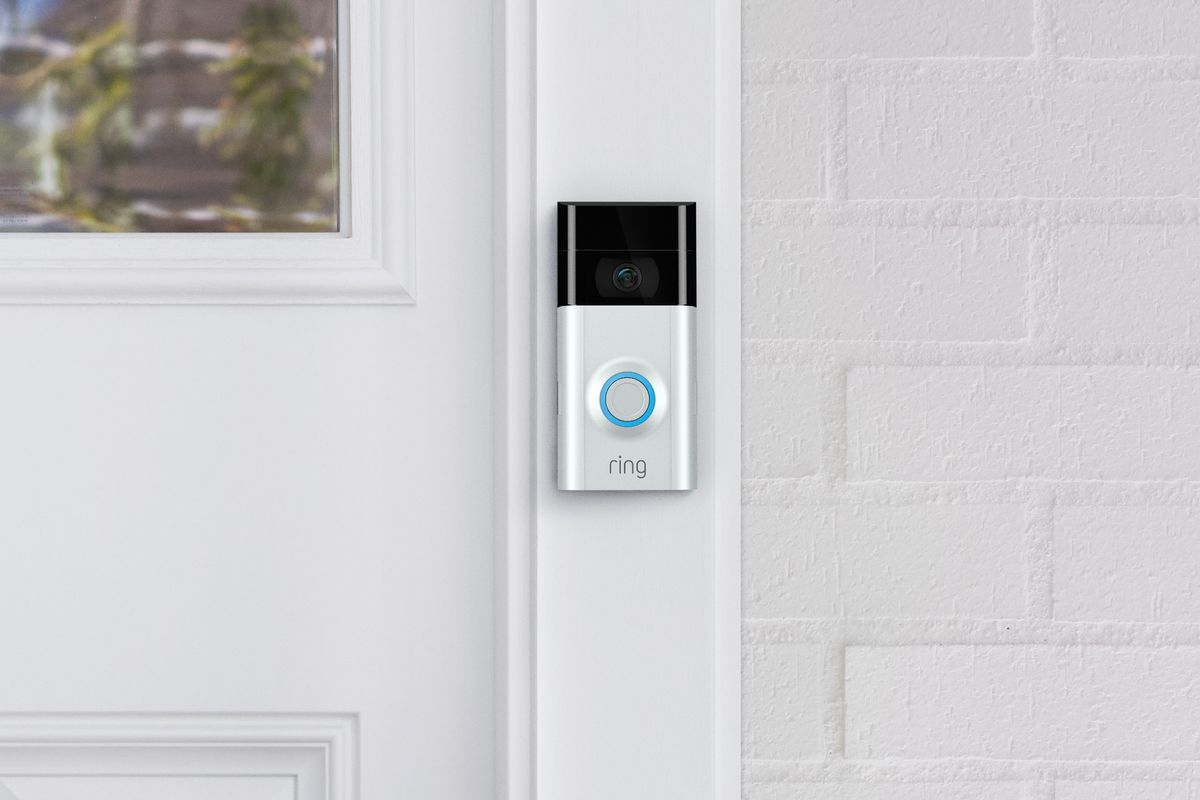 The Ring Doorbell could have been hacked to show fake images