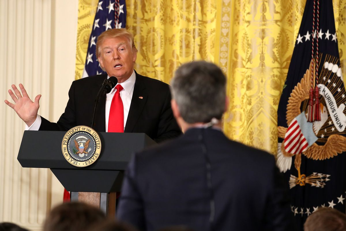 8 antitrust experts on what Trump's war on CNN means for the AT&T
