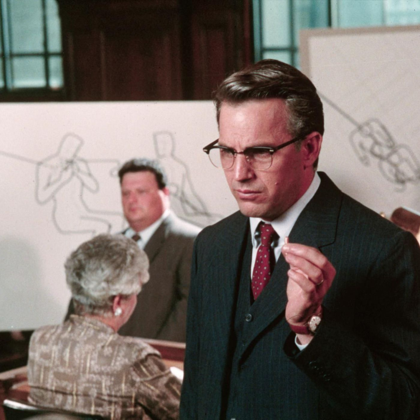 How a 1991 movie resulted in JFK's assassination files being