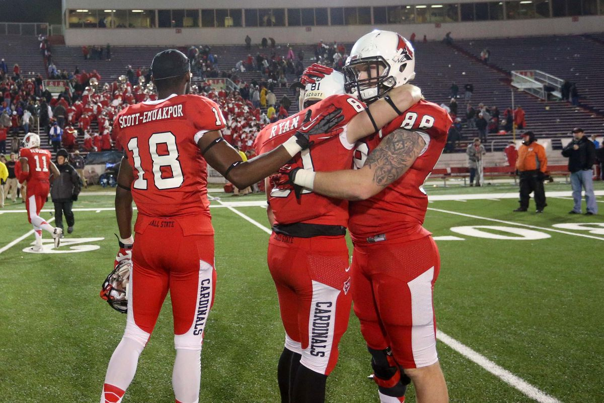 The BSU Cardinals' season came to a heart-breaking end Sunday night.