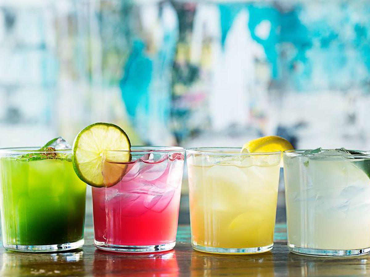 Margaritas at Tico