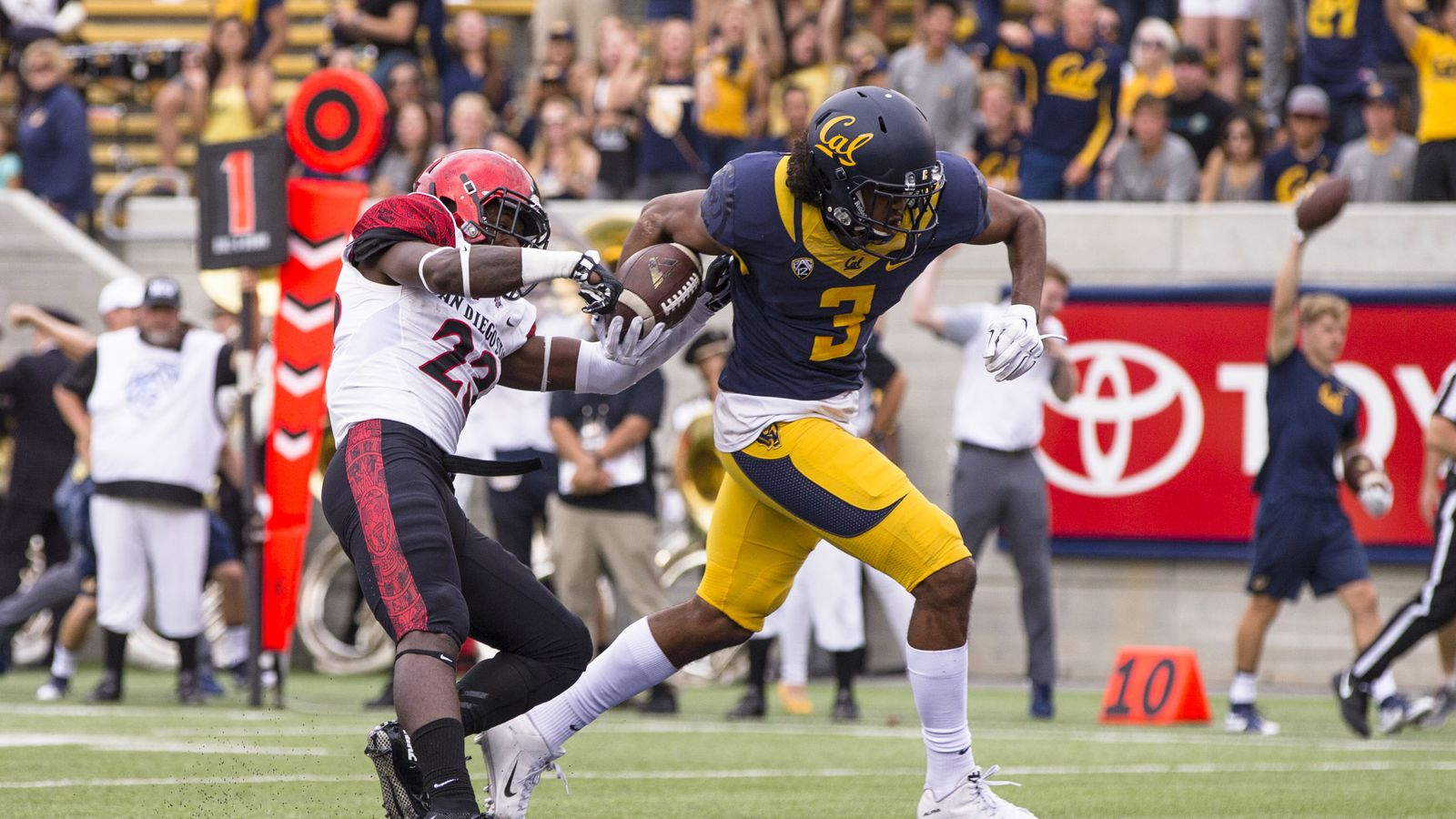 Former Cal wide receiver Demetris Robertson is set to announce his landing spot this Saturday after announcing June 21 his decision to transfer from the