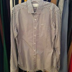 $65 long sleeve button up