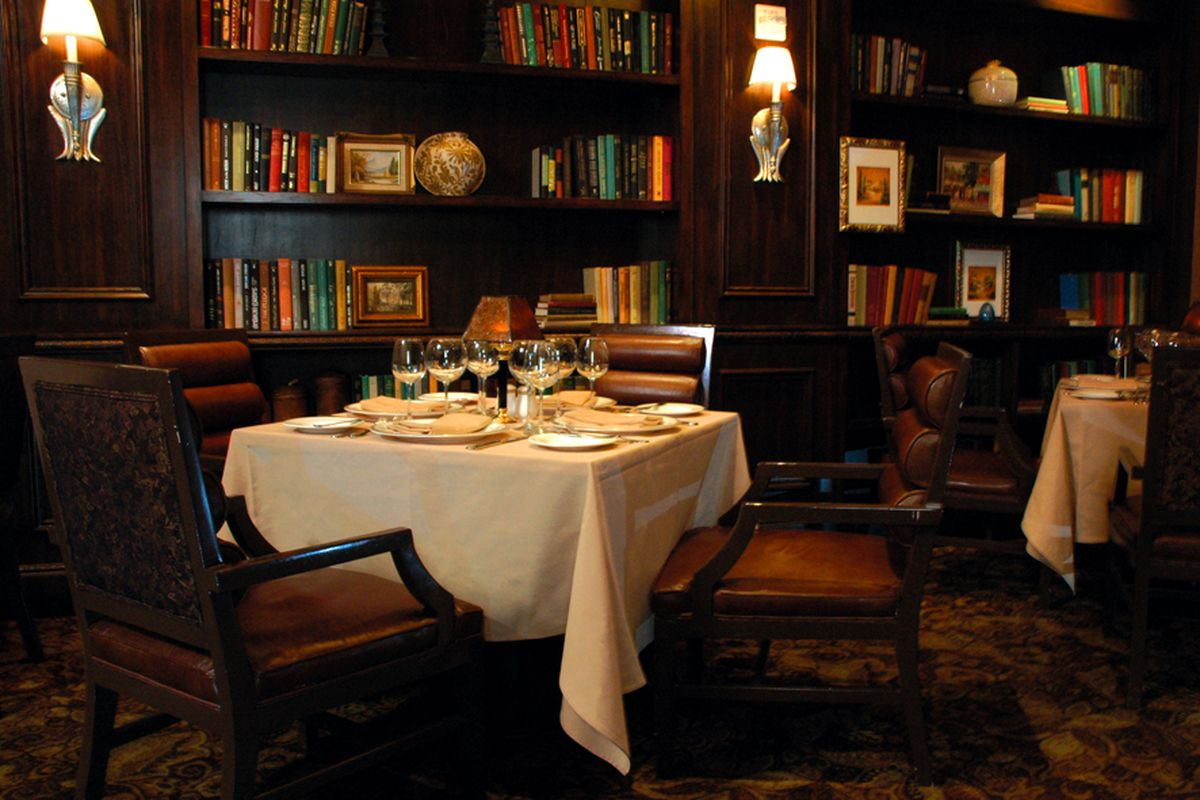 Carmel Room Marriott Las Vegas Menu