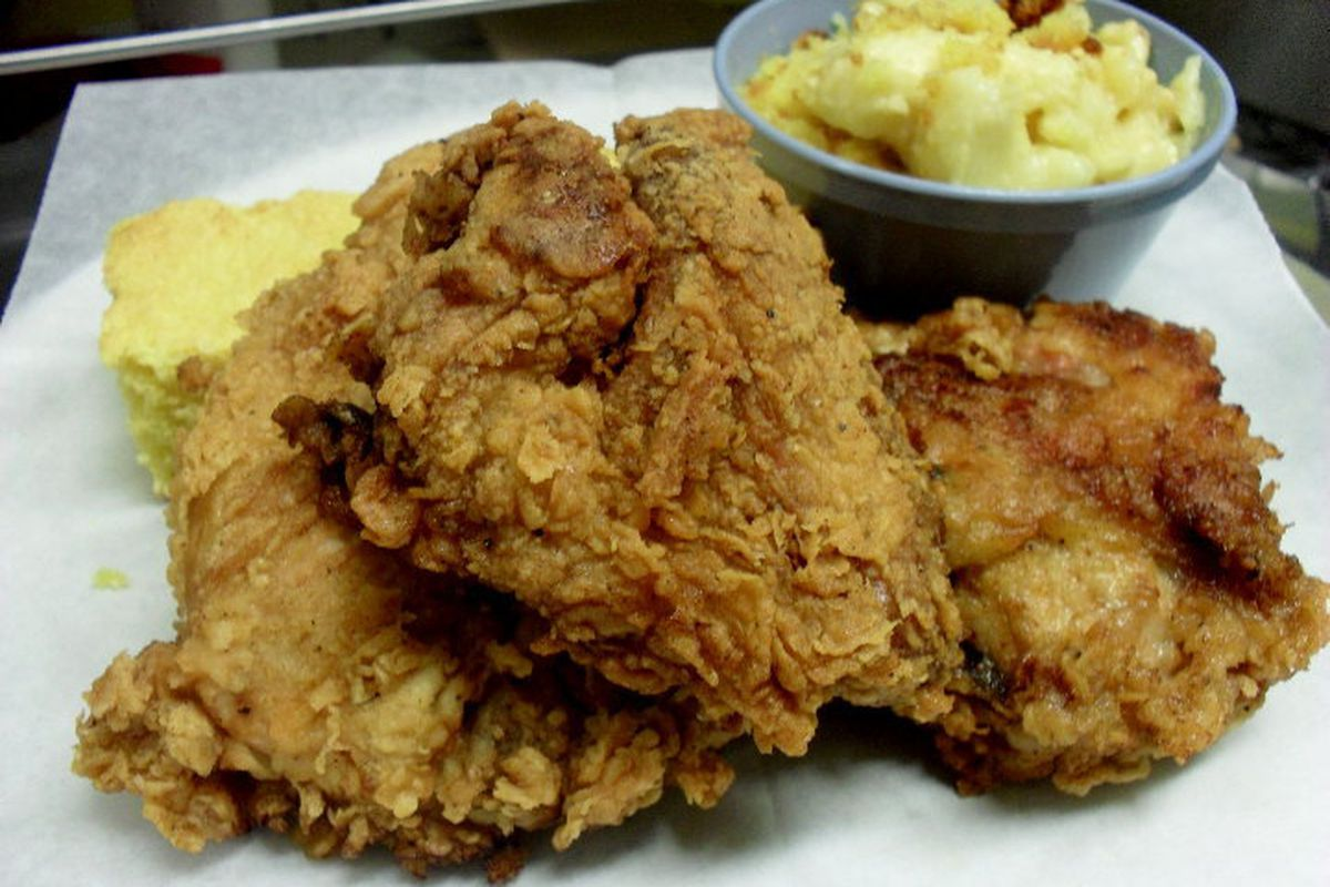 Bagock From Gillian Clark Will Bring Fried Chicken And