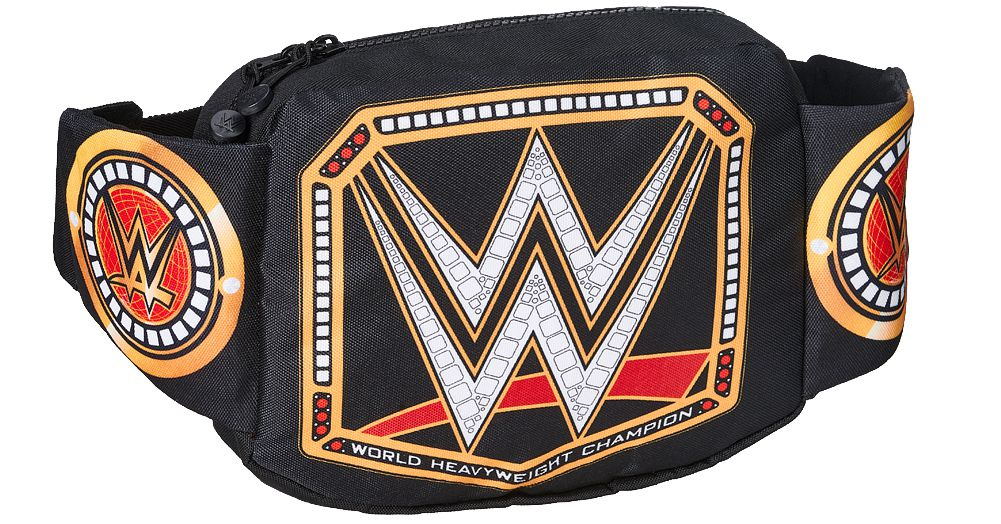 new title belt fanny pack may be the hottest item in the