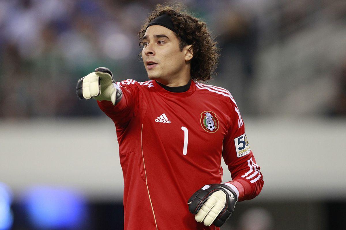 707b159a2 Mexican Primera Transfer Rumors   Memo  Guillermo Ochoa To Leave Club  America For Ligue 1