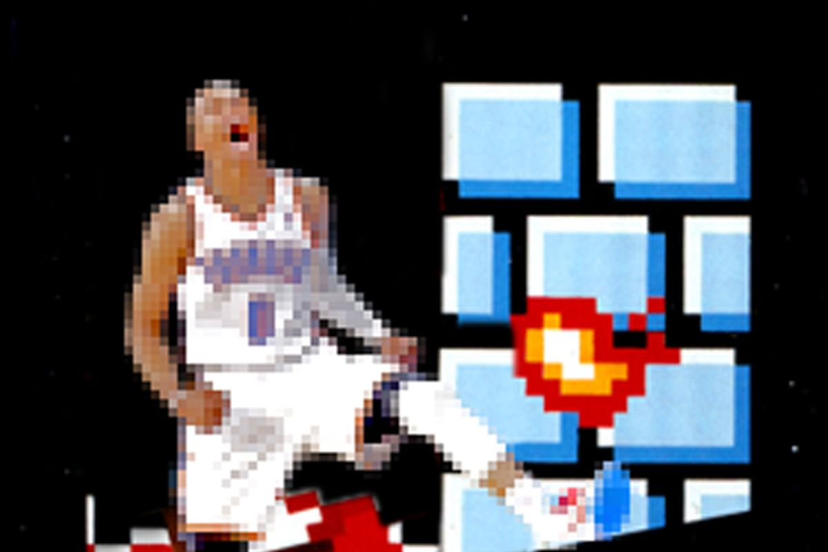 Super Westbrook coming to a gaming console near you